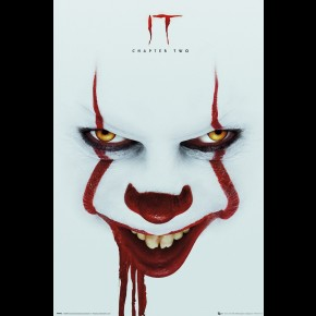 IT Chapter 2 (Face) Poster