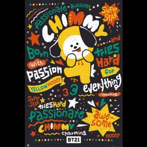 BT21 (Chimmy) Poster