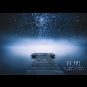 Dreams Giant Poster