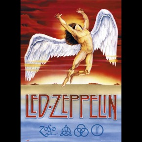 Led Zeppelin (Swan Song) Poster