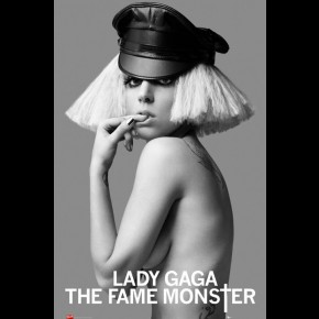 Lady Gaga Fame Monster Poster (Cap)