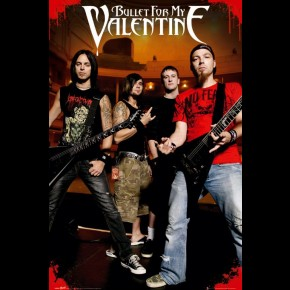 Bullet For My Valentine (Theatre) Poster