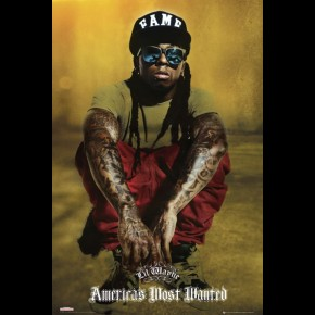 Lil Wayne Poster (America's Most Wanted)