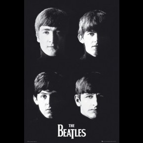 Beatles (With The Beatles) Poster