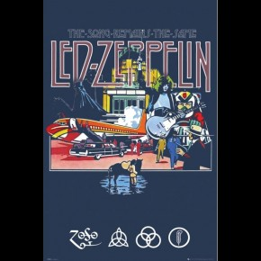 Led Zeppelin (Song Remains) Poster