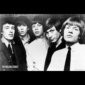 Rolling Stones (1960s Group) Poster