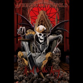 Avenged Sevenfold (Hail to The King) Poster