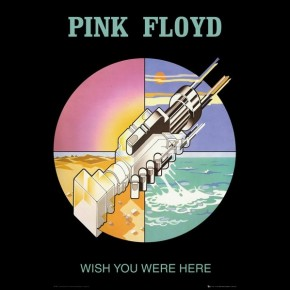Pink Floyd Wish You Were Here 2  Poster