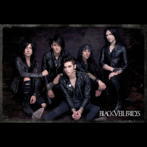 Black Veil Brides (Group 2015) Poster