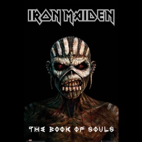 Iron Maiden Book Of Souls Poster