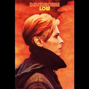 David Bowie Low Poster