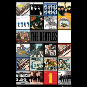 The Beatles (Albums) Poster