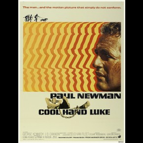 Cool Hand Luke Film Print