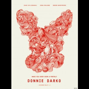 Donnie Darko Film Print