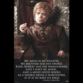 Game Of Thrones (Tyrion) Poster