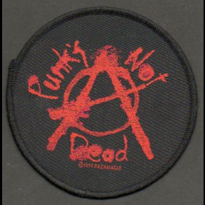 Punk's Not Dead Patch