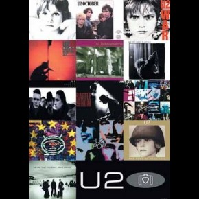 U2 Albums Giant Poster