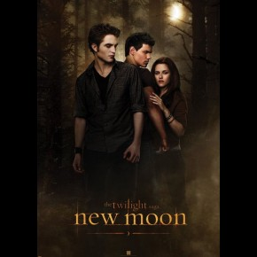 Twilight New Moon Giant Poster