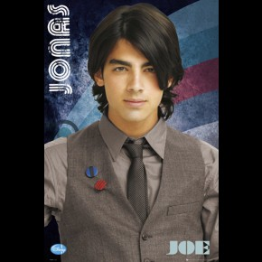 Jonas Brothers Poster - Joe
