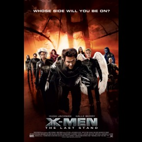 X-Men Last Stand Poster