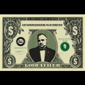 Godfather Dollar Poster