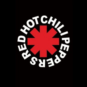 Red Hot Chili Peppers (Logo) Poster