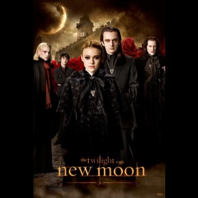 Twilight New Moon Volturi Poster