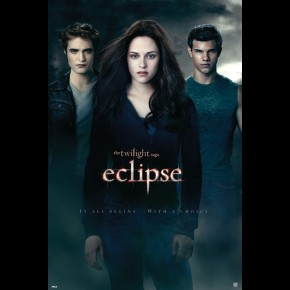 Twilight Eclipse Edward Jacob & Bella Poster