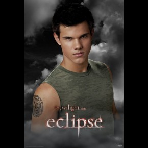 Twilight Eclipse Poster - Jacob (Mist)