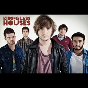 Kids In Glass Houses Dirt Poster