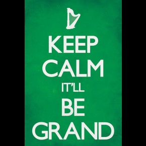 Keep Calm (Grand) Poster