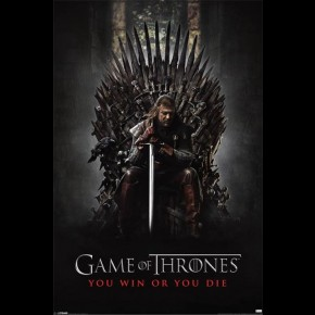 Game Of Thrones (Win Or Die) Poster