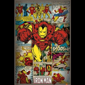 Marvel Iron Man Poster