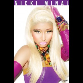 Nicki Minaj (Starships) Poster