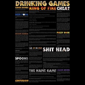 Drinking Games II Poster