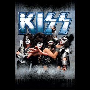 Kiss (Monster) Poster