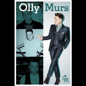 Olly Murs Montage Poster