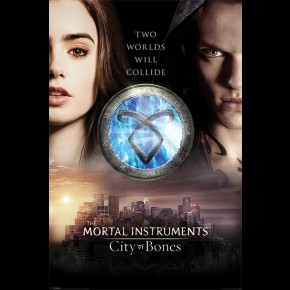 Mortal Instruments (Worlds Collide) Poster