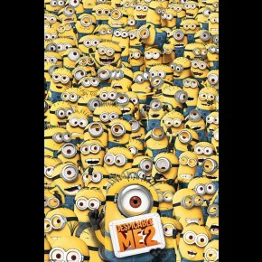 Despicable Me 2 (Many Minions) Poster