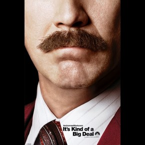 Anchorman 2 (Teaser) Poster