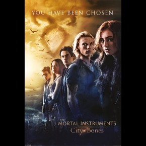Mortal Instruments (City Of Bones) Poster