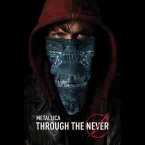 Metallica (Through The Never) Poster