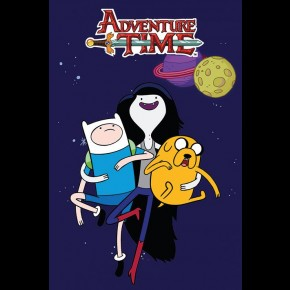 Adventure Time (Marceline) Poster