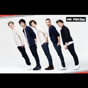 One Direction (Torn) Poster