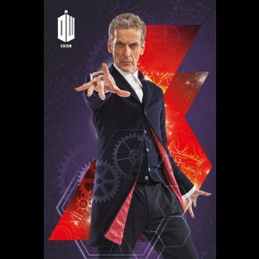 Doctor Who (Twelfth Doctor) Poster