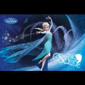 Frozen (Snow Queen) Poster