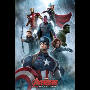 Avengers Age Of Ultron (Encounter) Poster