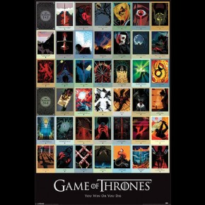 Game Of Thrones (Episodes) Poster