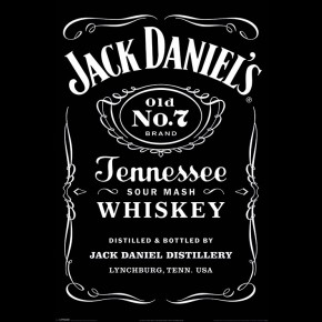 Jack Daniel's (Black Label) Poster