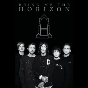 Bring Me The Horizon (That's The Spirit) Poster
